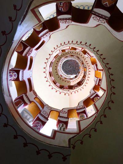 Art Architecture Castle Old Stairs Snail Snail Stairs Architectural Detail Architecturelovers Fashion Colors