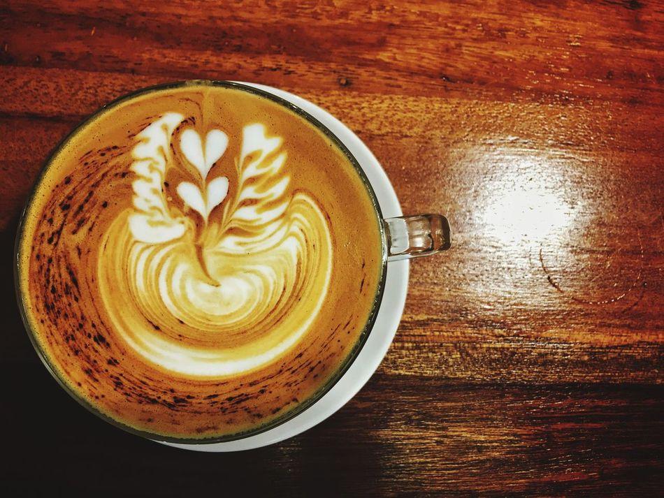 Latteart Cappuccino Indycafé First Eyeem Photo