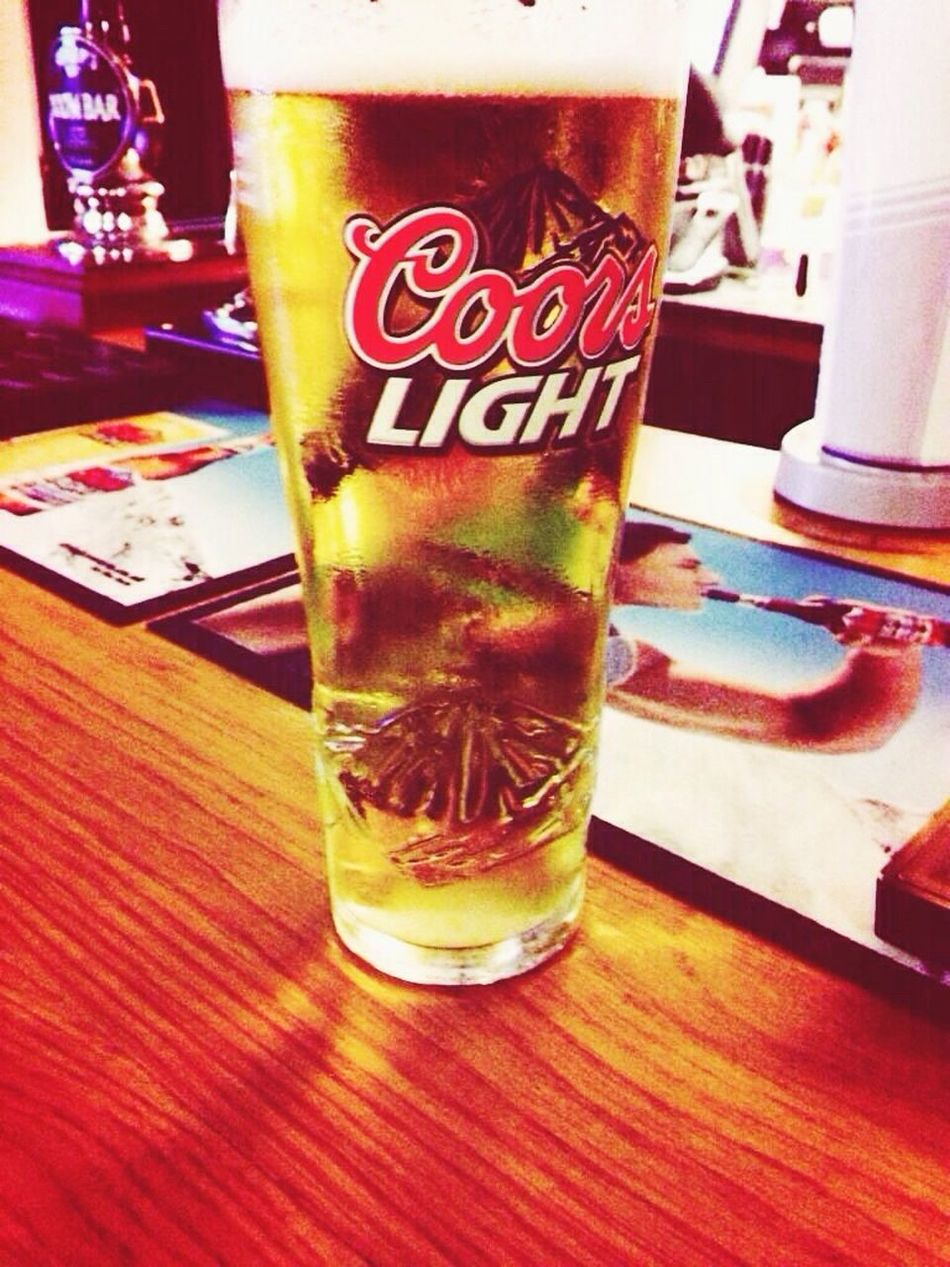 Looking forward to a few of these next weekend! Drinks Night Out Coors Light Saturdaynight First Eyeem Photo
