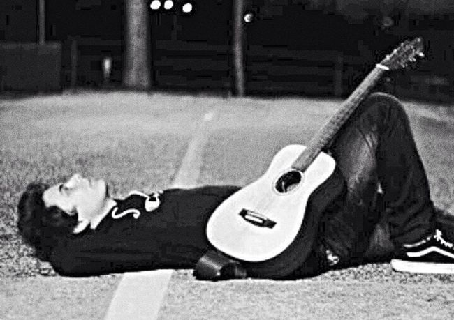 Music Life Urbanstrangers Guitar Genn&alex
