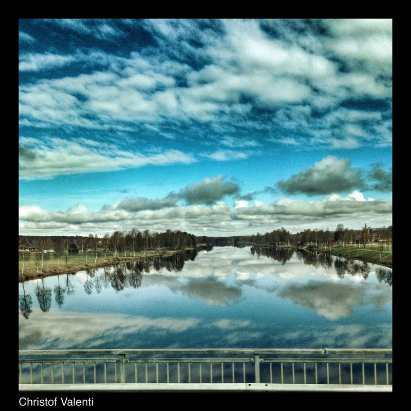 Pictureoftheday Streamzoofamily Sweden Clouds And Sky