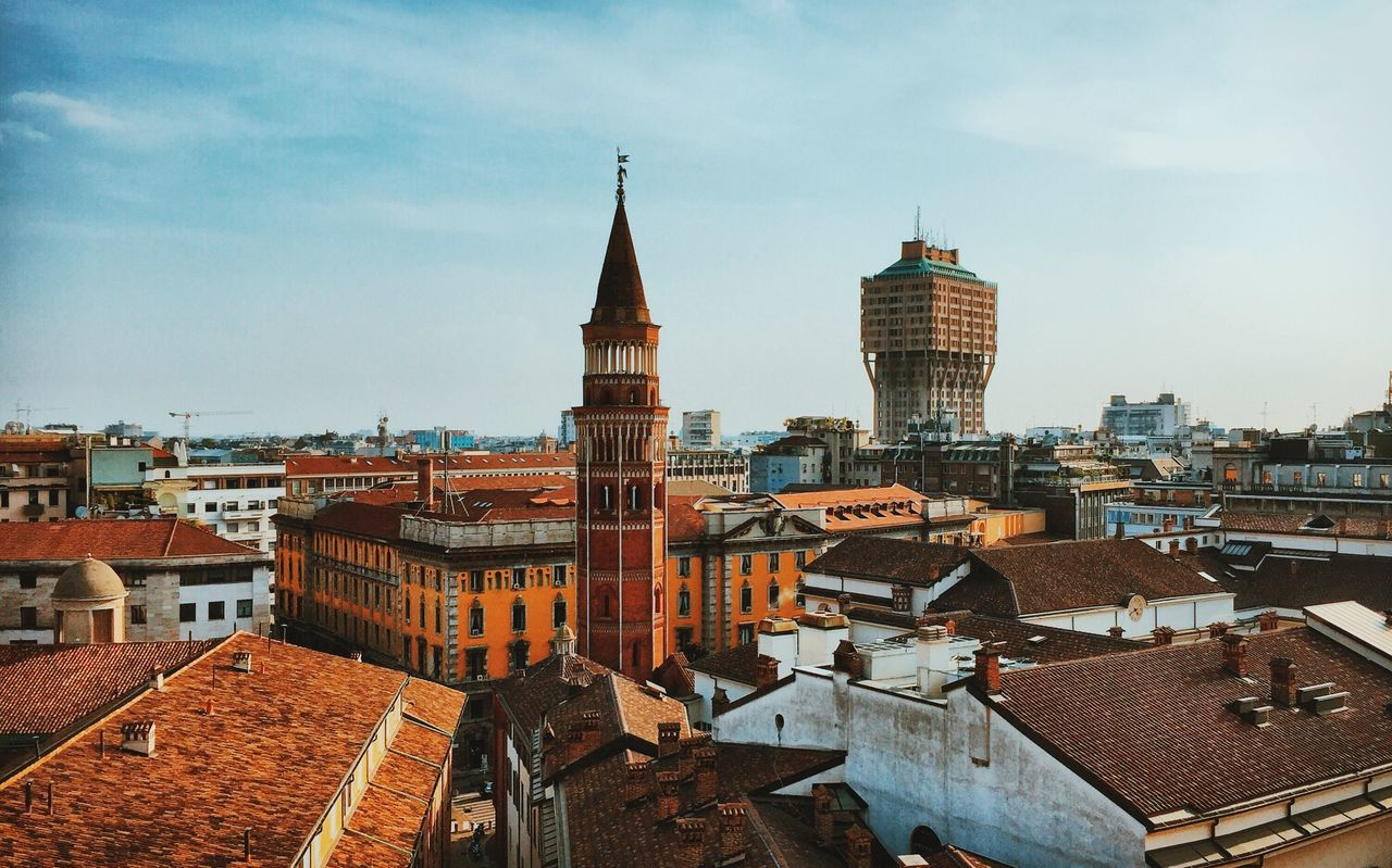 Beautiful stock photos of milan, Architecture, Building Exterior, Built Structure, Cityscape