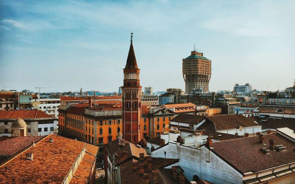 Beautiful stock photos of milan, Architecture, Building Exterior, Built Structure, Cityscape