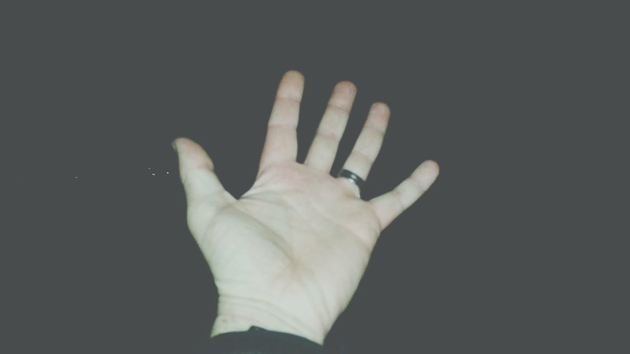 My Hand  Skin Freckleseverywhere Ring Hand Body Parts Nightphotography