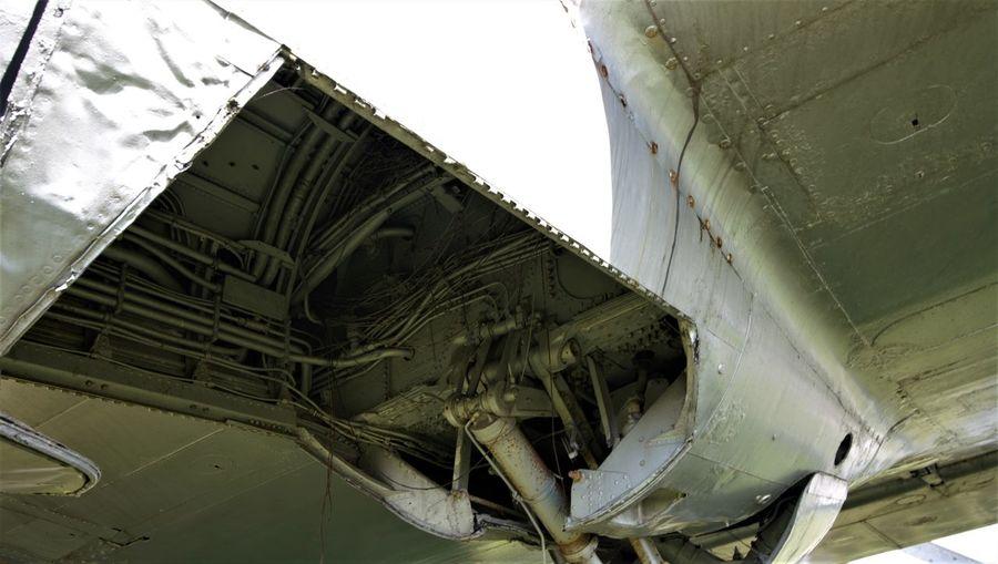 Alte DC 6 Close-up History