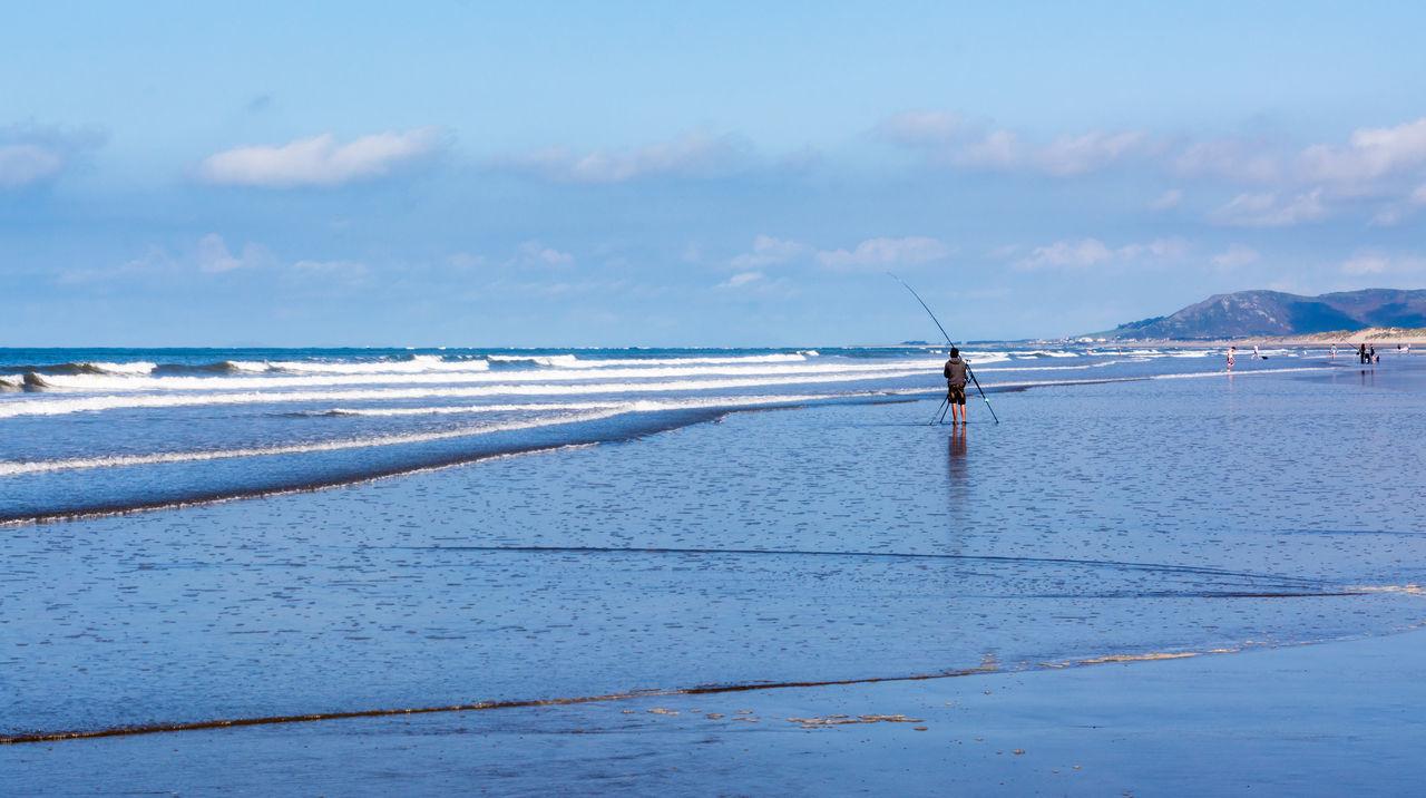 Beautiful stock photos of engel,  Aberystwyth,  Beach,  Beauty In Nature,  Cardigan Bay