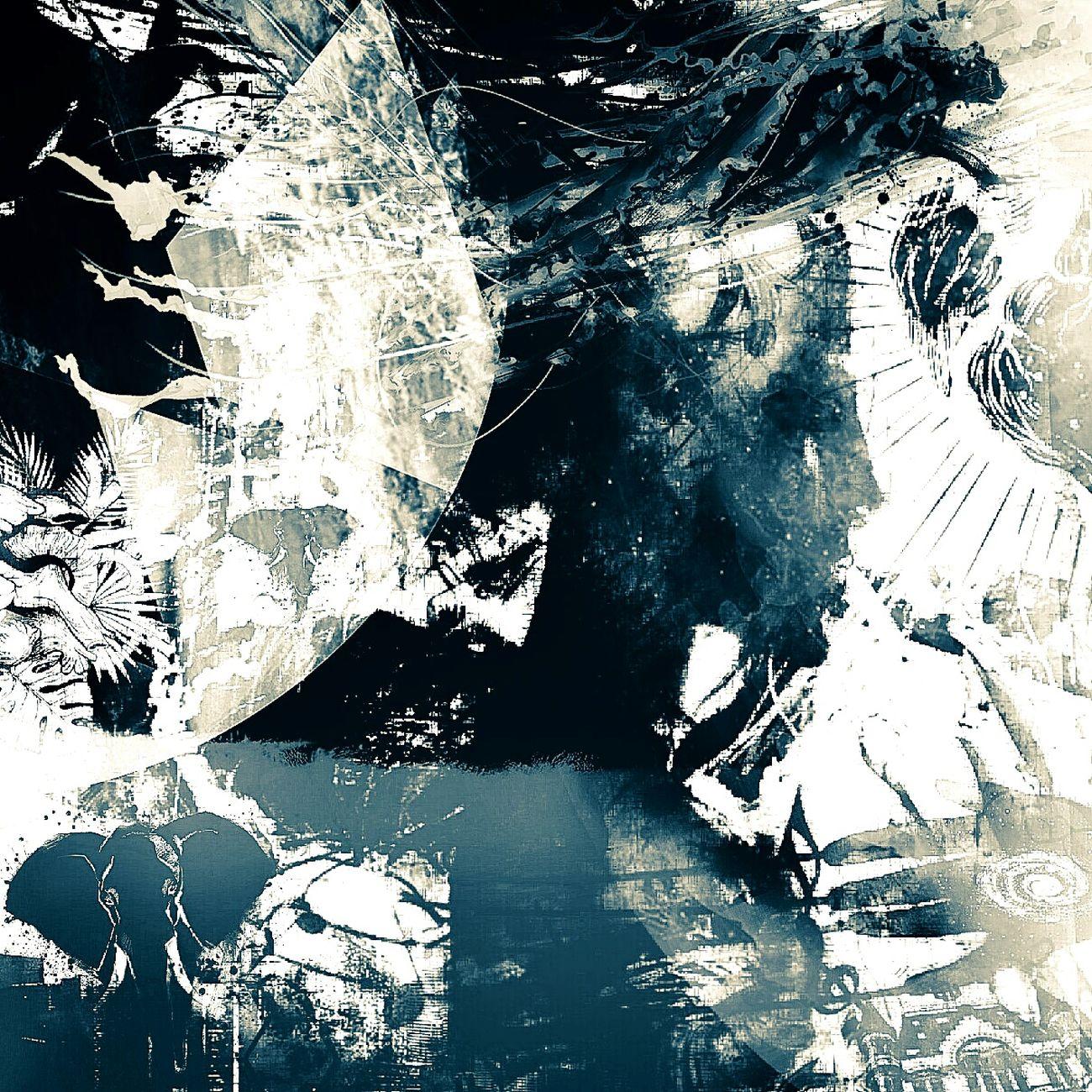 Water One Person Digital Art Entre Ombre Et Lumiere Sphinge Responsibility Multiple Exposures Memoire Freestyle Noir Et Blanc Sûr Que Le Fond Des Cendriers N'est Pas Net