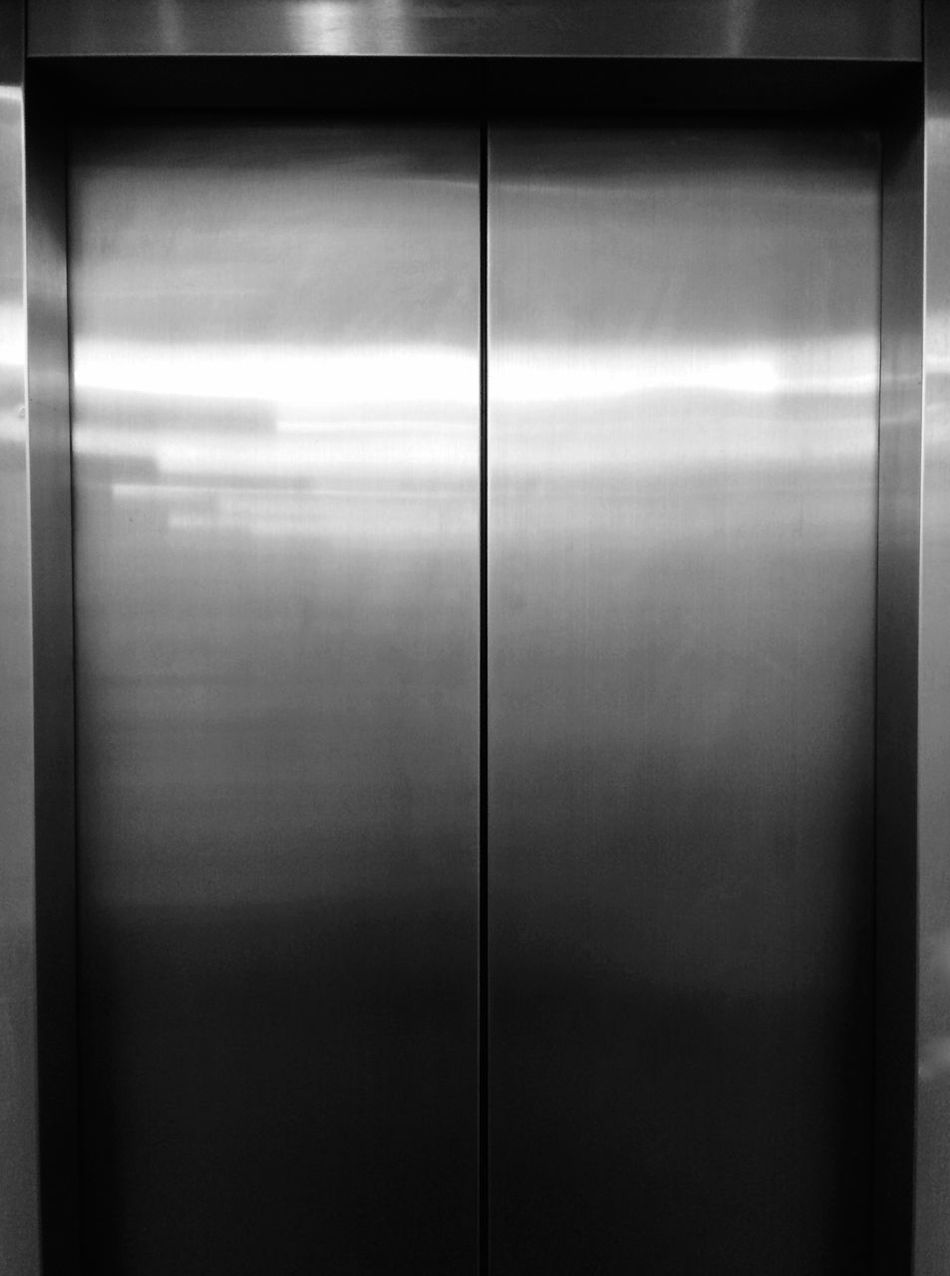 Close up of a lift Close-up Elevator Elevator Going Down Going Up Indoors  Lift Lift Doors Sliding Door
