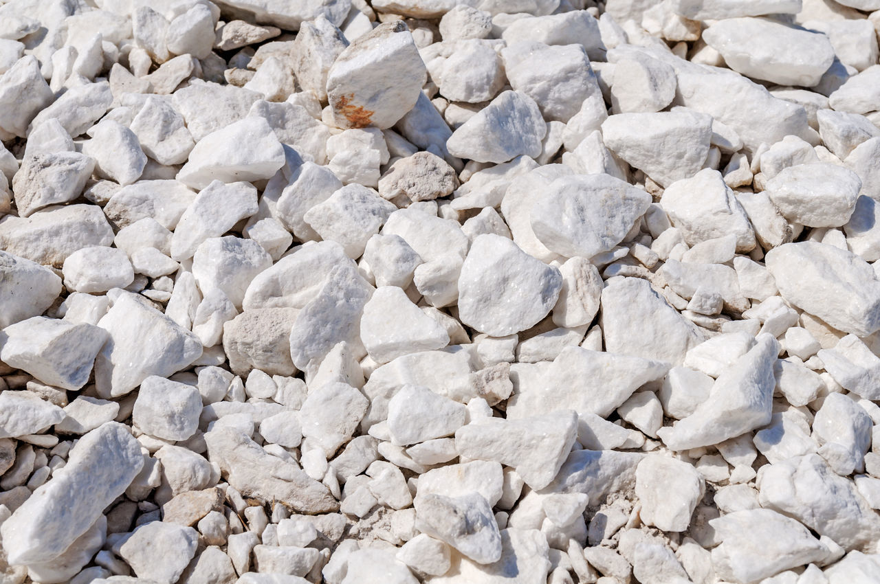 backgrounds, rock - object, nature, white color, full frame, pebble, textured, no people, close-up, outdoors, day