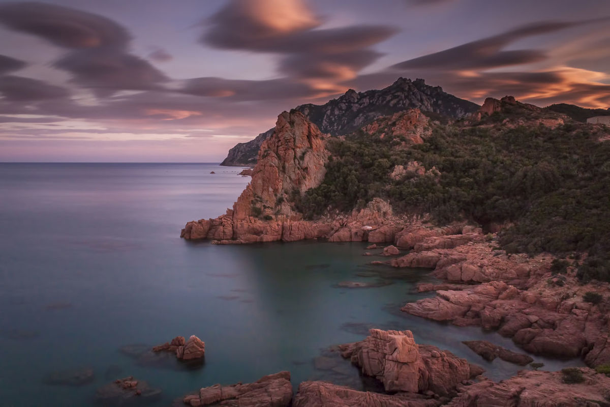 la magia del tramonto a su sirboni Beauty In Nature Cloud - Sky Gairo Long Exposure Long Exposure Shot Ogliastra Ogliastra, Sardegna Sardegna Sardegna2016 Sardegna_super_pics Sardegnamare Sardegnamylove Sardegnaofficial Sardegna😍😍👍👌 Scenics Sea Sky Su Sirboni Sunset Sunset_collection Tourism Tranquil Scene Tranquility Vacations Water