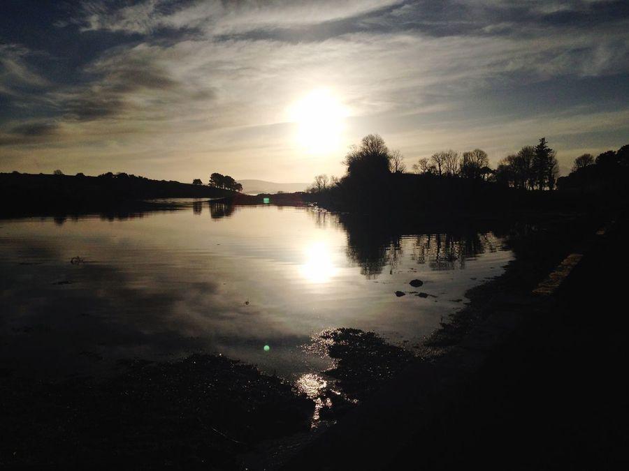 Bantry, Ireland sun] Christmas Walk Ireland Eyeem Ireland Bantry, Ireland Bantry Bay Cork Ireland🍀 Sunset_collection Wintertime