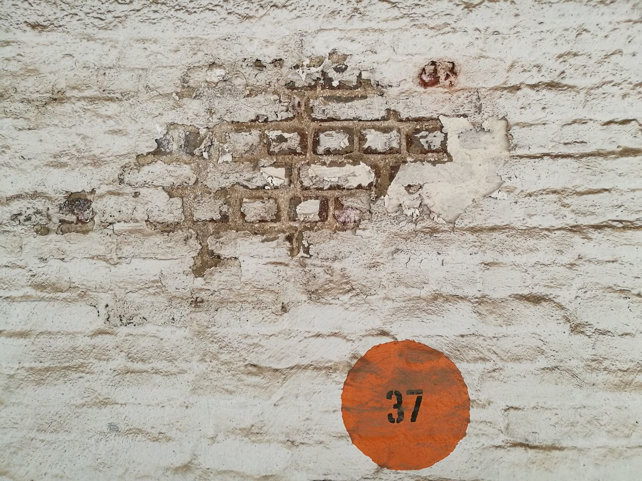 Text No People Day Outdoors Close-up Wits University Johannesburg Shape Wall Pattern Lines Urban Decay Bricks Paint Vintage Old Explore Paint Peeling Aesthetic Full Frame Building Exterior Unusual Parking Lot