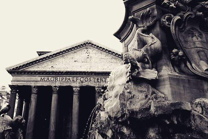 Pantheon in Rome. Rome Italy Acient Pantheon The World Is Beautiful Somewhere In The World