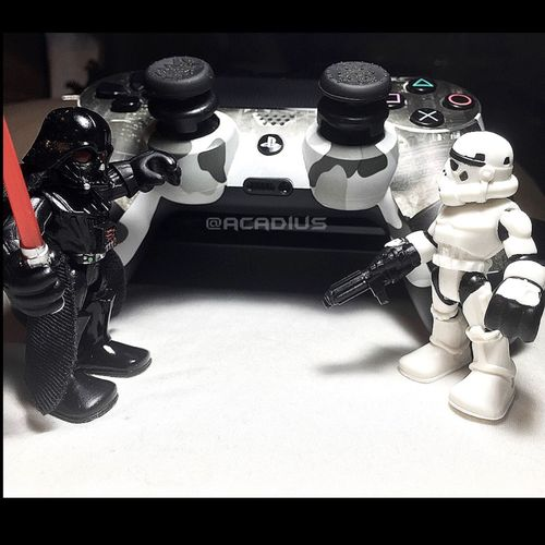 Toys Geek Toyphotography ToyGeek Starwars Darthvader Stormtrooper Gamer GameGeek Videogames