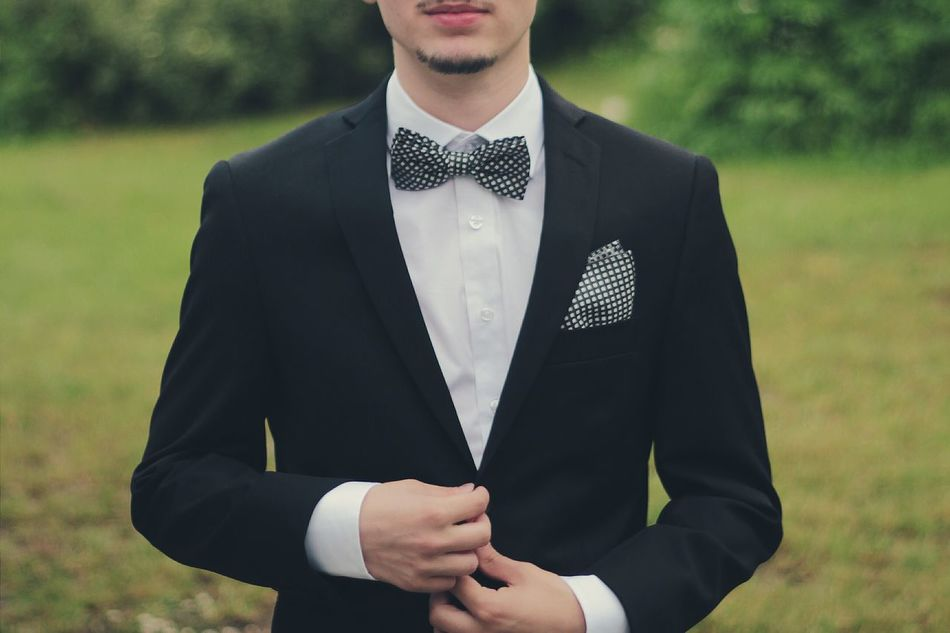 Beautiful stock photos of suit, Bow Tie, Button Down Shirt, Day, Elegance
