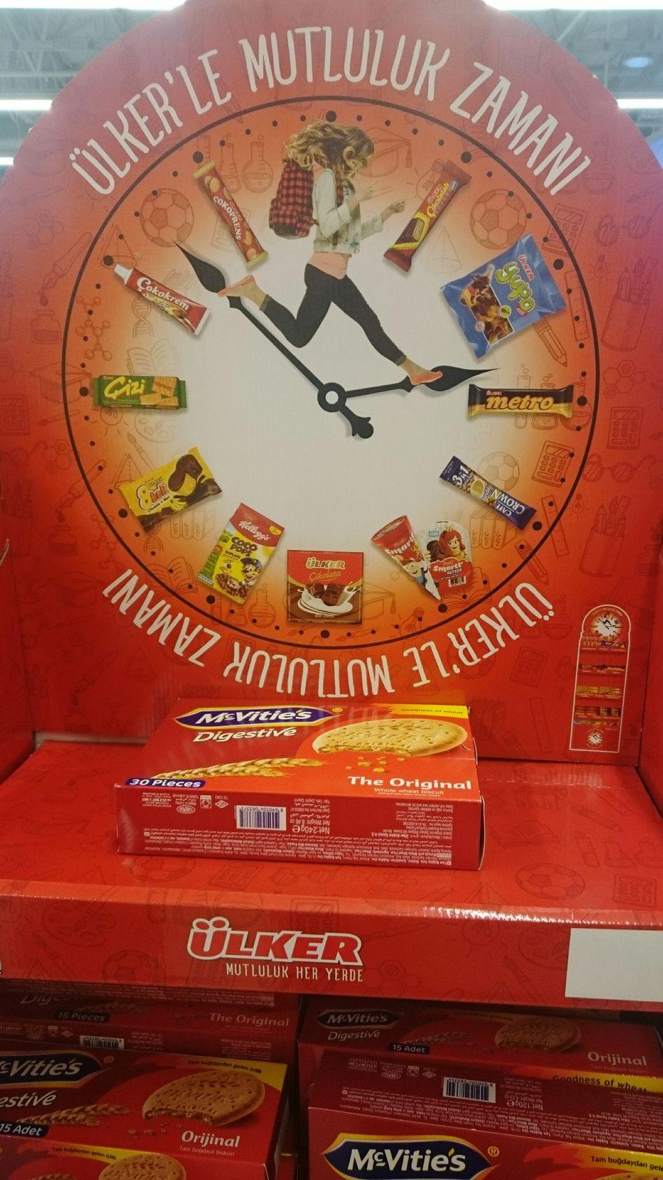 Ülker And Happy Time 😄Ülker Happy Smile :) Chocolate Biscuits Biscuits🍪 Eyeem Market Nature No Edit/no Filter Candy Bar Market First Eyeem Photo EyeEm Best Shots SK Fotografii😊 Mcvities