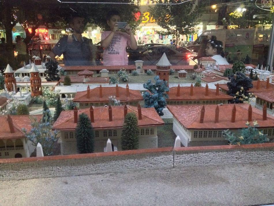 Şehr-i Minyatür Güzelim şehir Anadolu'm