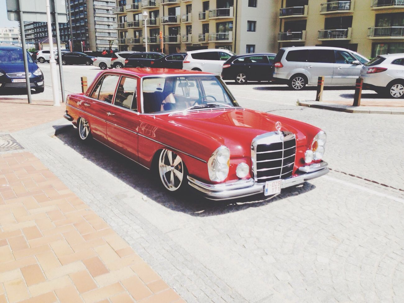 Mercedes Oldtimer Cars Car Hello World Spotting Awesome Ride Hi!