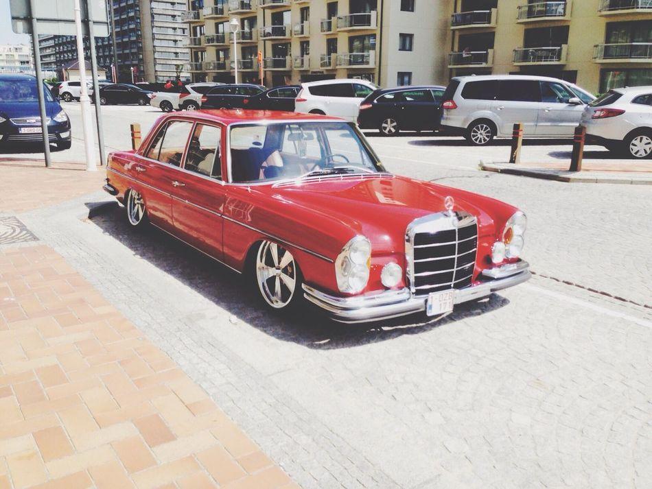 Mercedes Oldtimer Cars Car Hello World Spotting Awesome Ride Hi!
