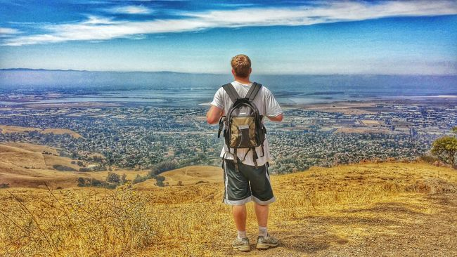 Me, My Camera And I Missionpeak California Thebay Sanfrancisco