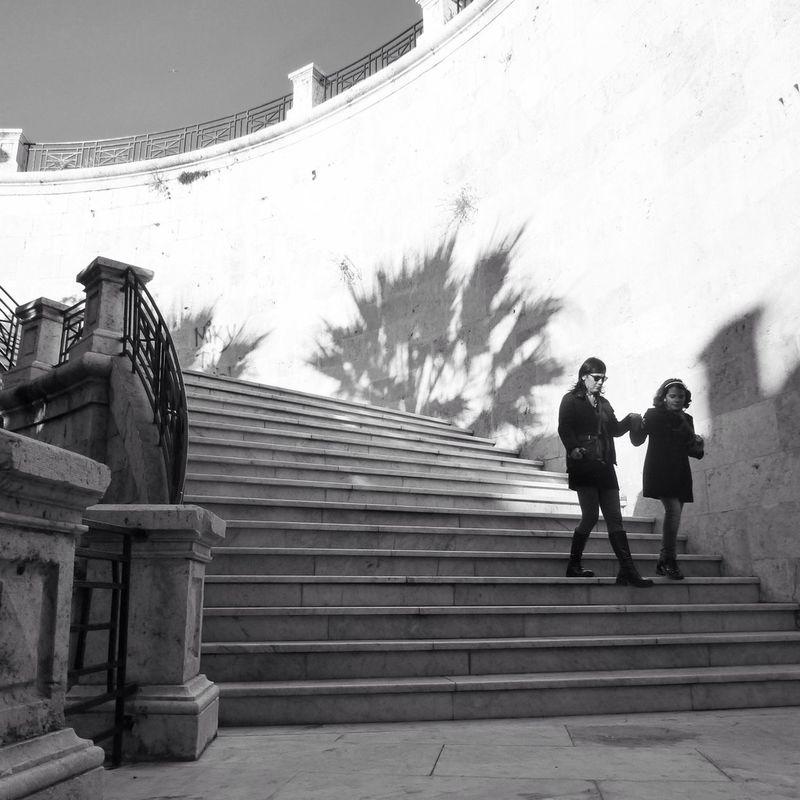 eye4photography  eye4phptography streetphotography blackandwhite black and white Stairs Black & White TheMinimals (less edit juxt photography) streetphoto_bw italianbrother by Giorgio (zaccaria_sumuru)