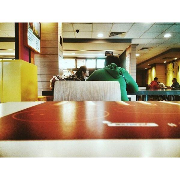 麦当劳 McCafe McDonald 's