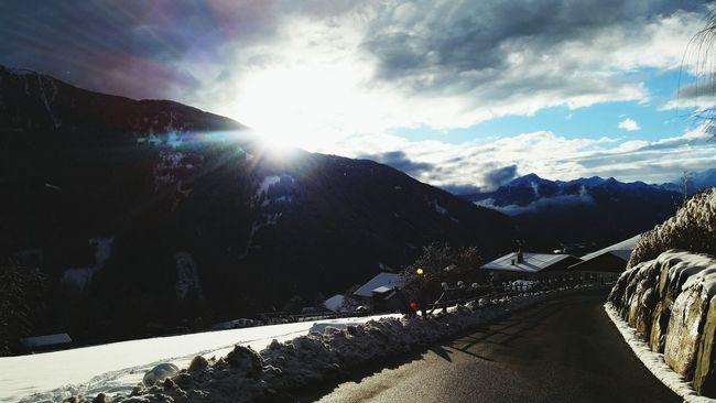 First Eyeem Photo Südtirol Lusen  Sunshine March Showcase Wellnessday Good Evening EyeEm Nature Lover