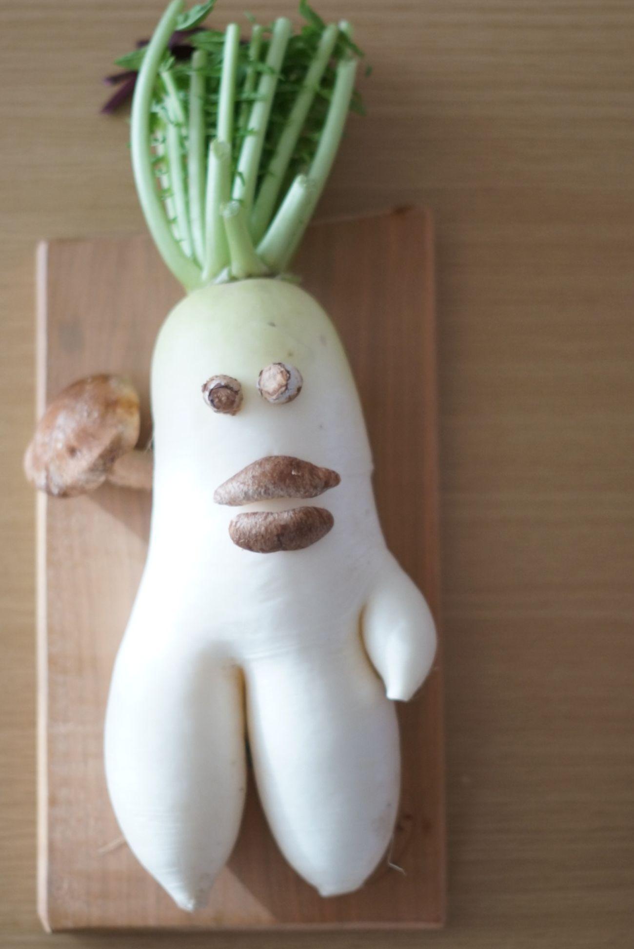 大根 だいこん Food 野菜