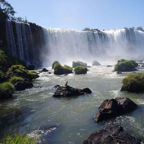 Iguaçu, Iguassu Falls Cataratas Do Iguaçú Cataratas Falls Water