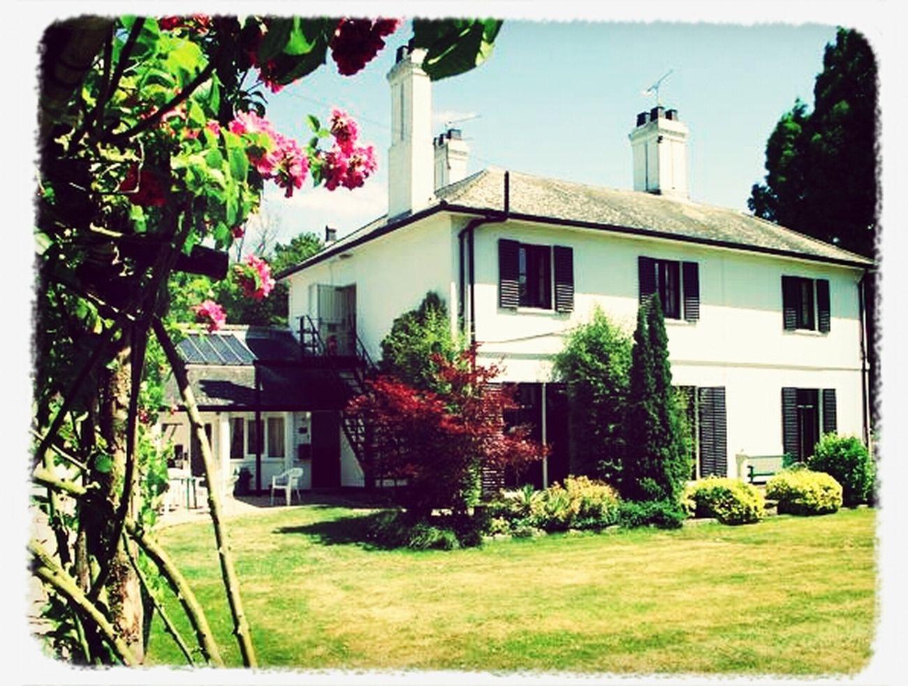 Debden House