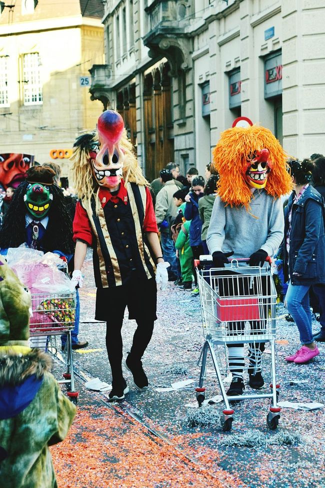 Looking for new victims ??.. Costume Carneval Fasnacht Basler Fasnacht Eye4photography  EyeEmBestPics Streetphotography
