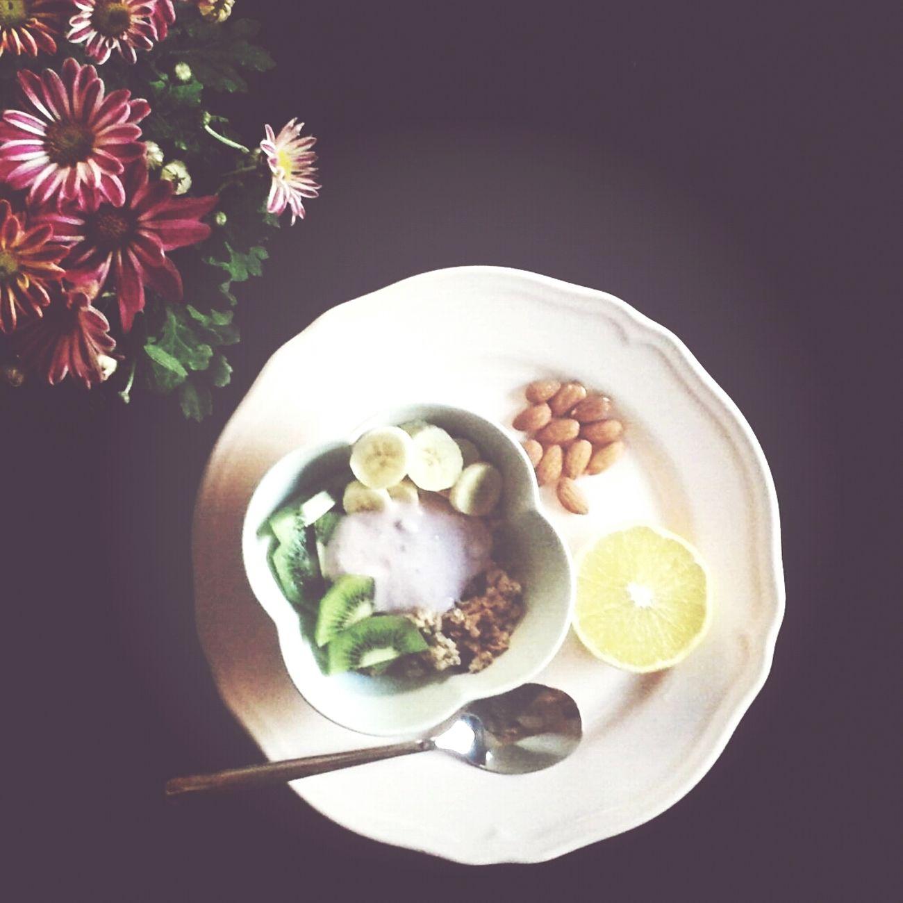 Healthy Breakfast So Yummy In My Tummy (: