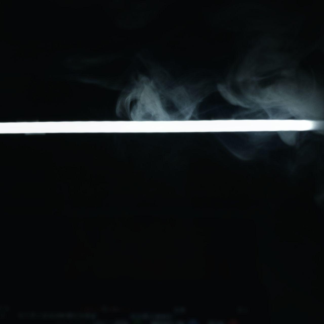smoking Smoke - Physical Structure Black Background No People