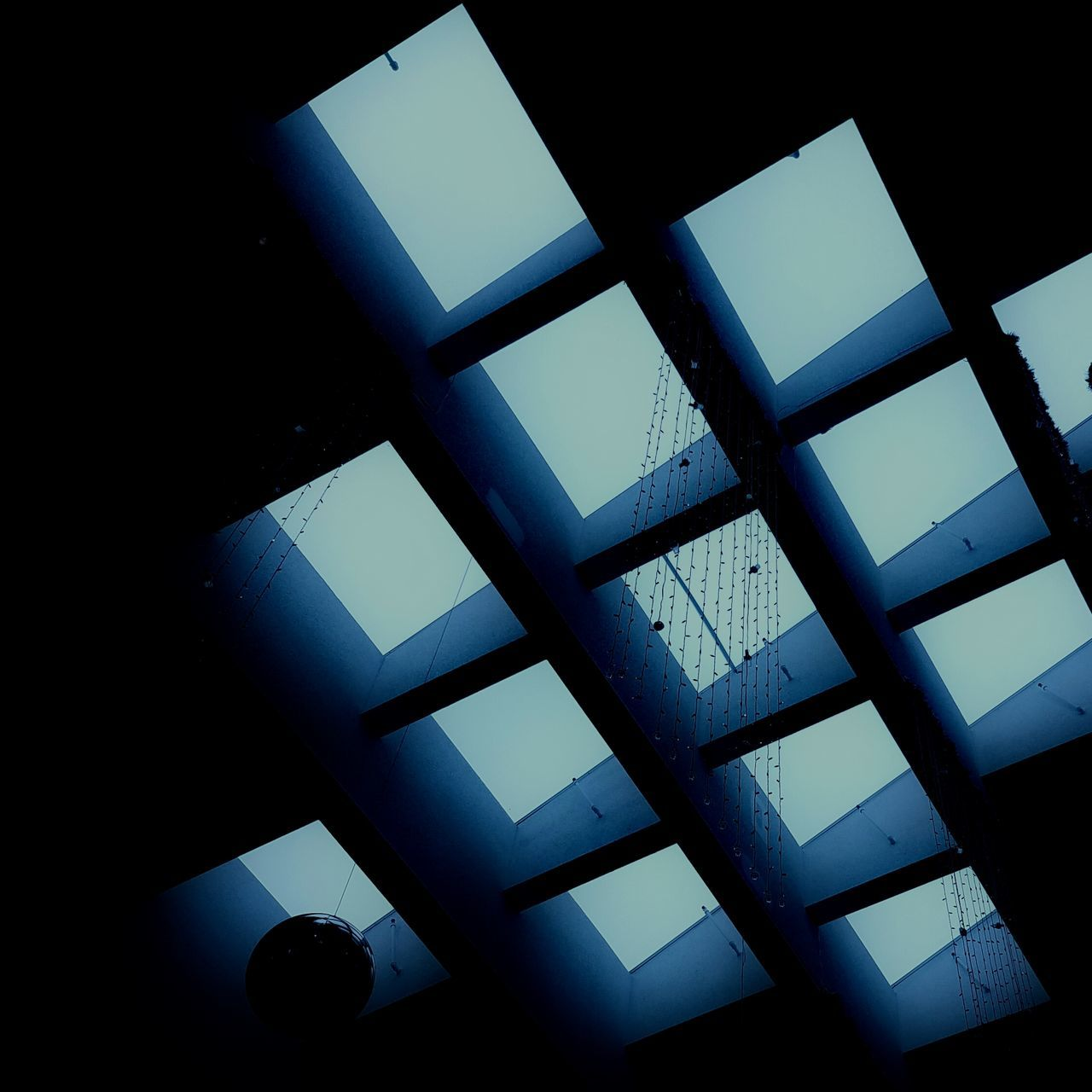 Abstraction Abstract Photography Backgrounds Contrast Darkness And Light Design Geometric Shape Indoors  No People Skylights
