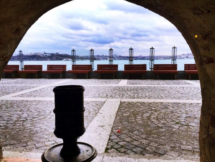 Sky No People Day Cloud - Sky Architecture Water Kızkulesi Istanbul Candels