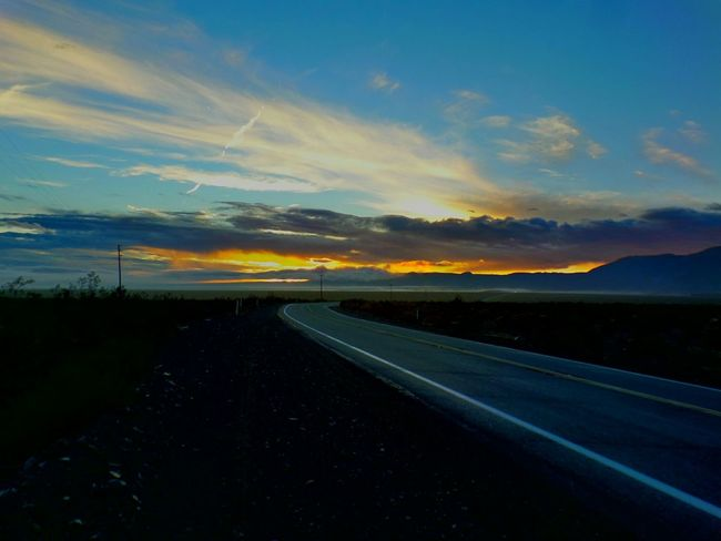 Desert Beauty Desert Sunrise Landscapes With WhiteWall