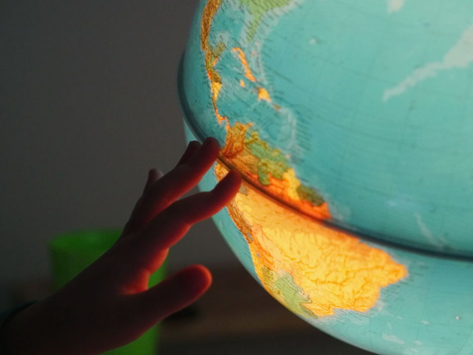 Beautiful stock photos of globe of earth, Cropped, Education, Globe - Man Made Object, Glowing