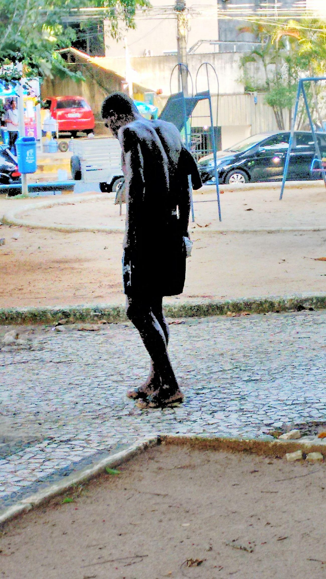 Ohomeminvisível Salvador Pobreza Miserable Realidadeurbana