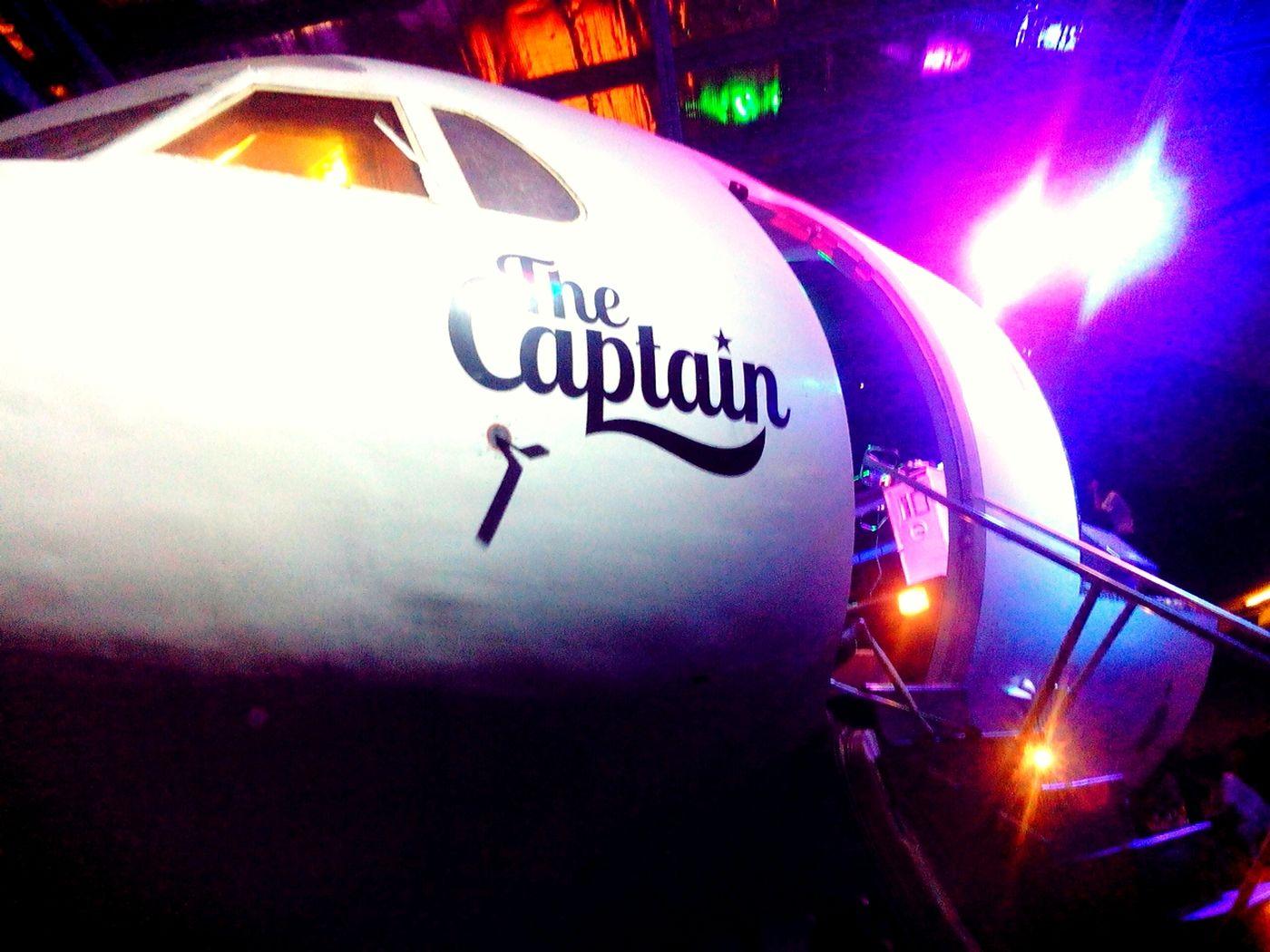 heiho captain! Enjoying Life Lounge Great Atmosphere
