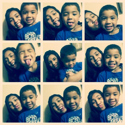Brother & Siter Love ♡
