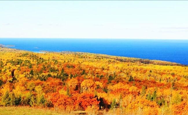 Copper Harbor Lake Superior
