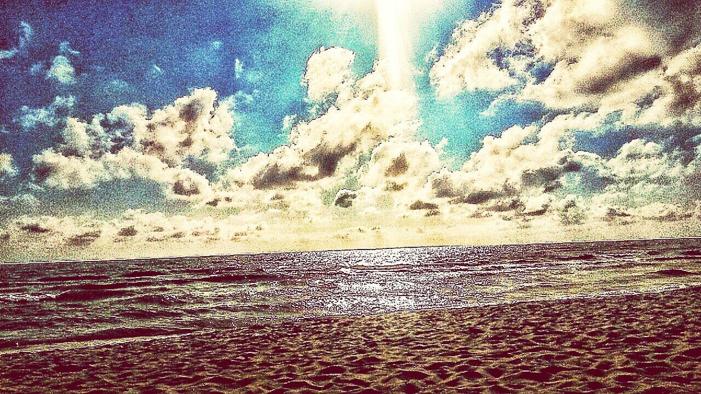 Enjoying The Sun Relaxing Swimming Life Is A Beach