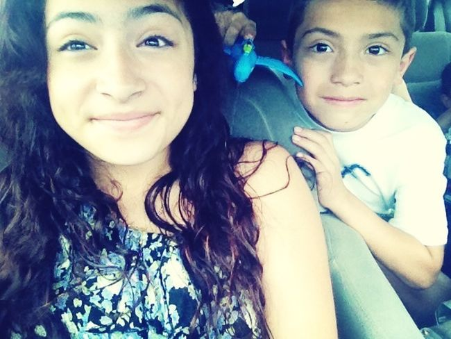 My Brother And I (: