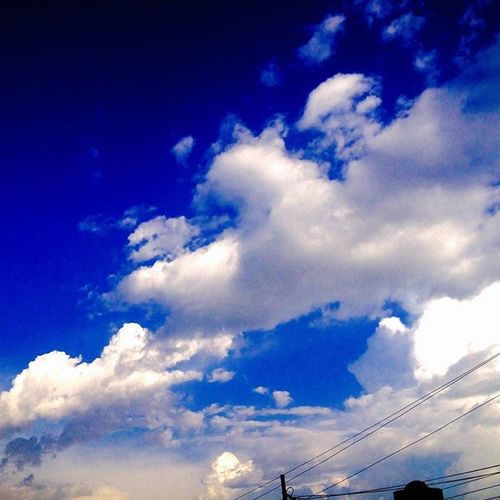 Fikterexplosion what do you think? Photography Sky Midday