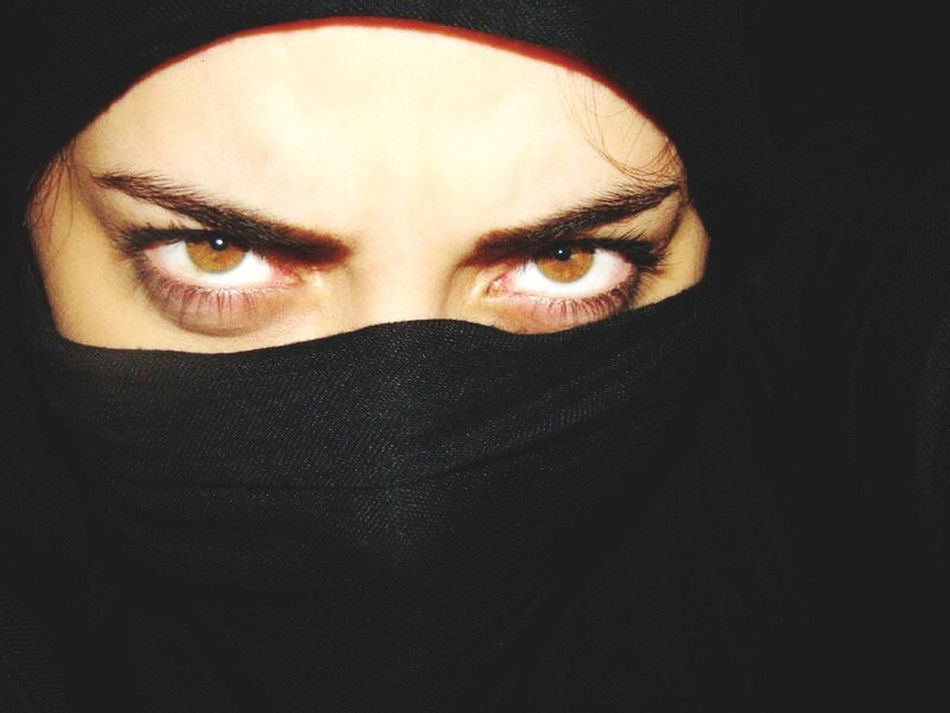 My Eyes Angry Eyes That Is Me Persian Iran Tehran