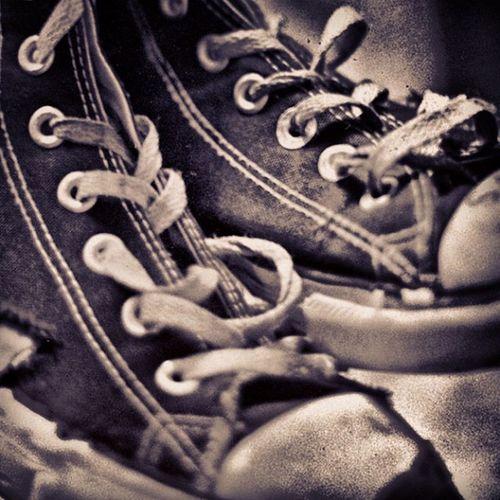 Wear & Tear Converse MyOldSneakers