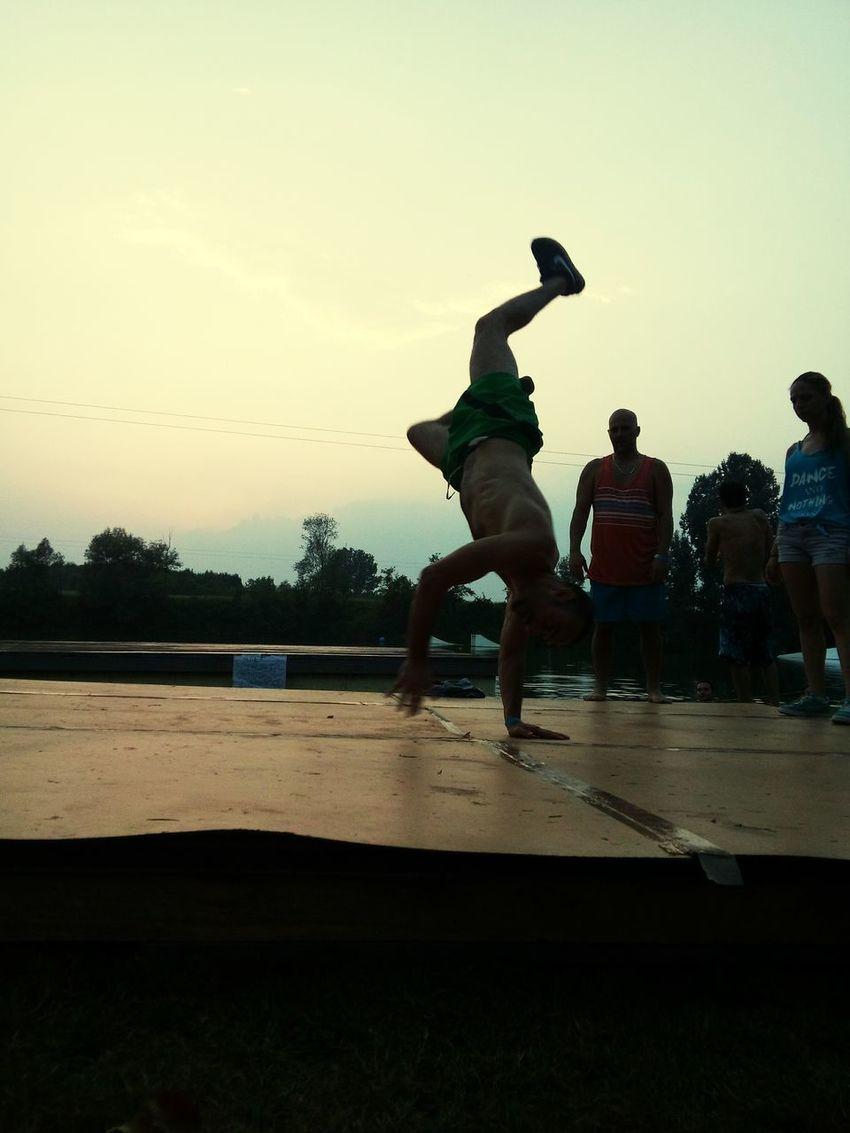 Turinwakepark Wakepark Breakdance Capturing Movement The Moment - 2015 EyeEm Awards