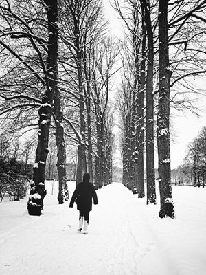 blackandwhite in Oslo by isabel