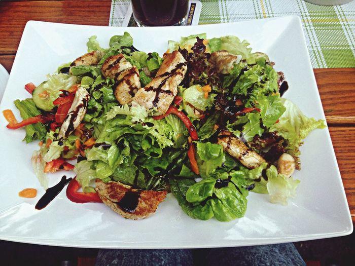 Food Salad Love