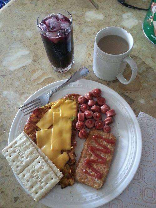 Hello World Desayuno Sabroso Saludos!